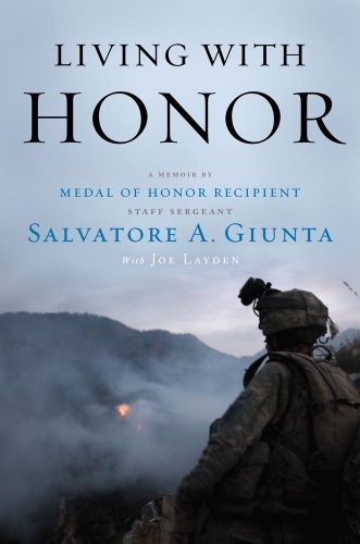 Salvatore Giunta Living With Honor