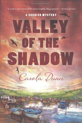 Carola Dunn The Valley Of The Shadow