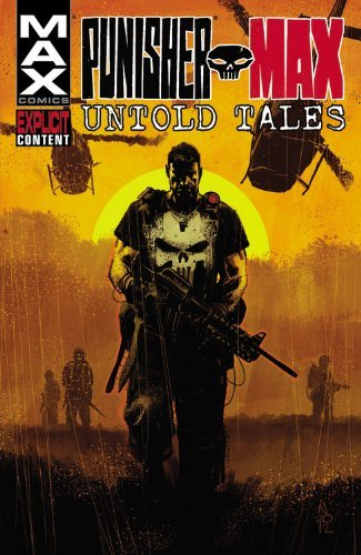 Jason Starr Punisher Max Untold Tales