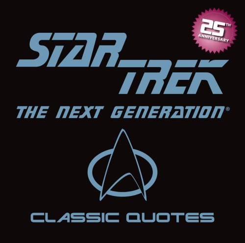 Cider Mill Press Star Trek The Next Generation Classic Quotes