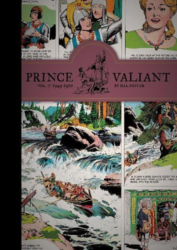 Hal Foster Prince Valiant Volume 7 1949 1950