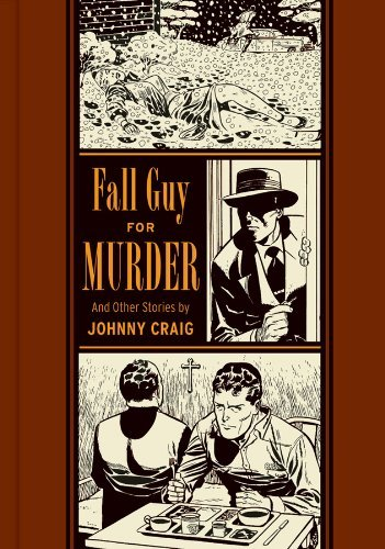 Johnny Craig Fall Guy For Murder And Other Stories