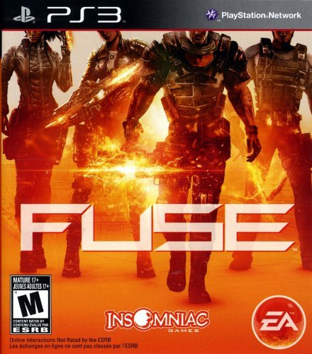 Ps3 Fuse Electronic Arts M