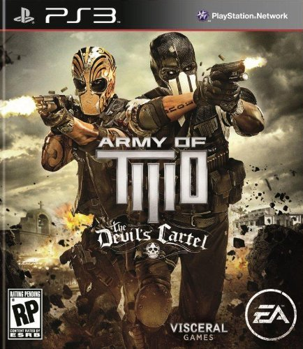Ps3 Army Of Two The Devils Cartel Electronic Arts M