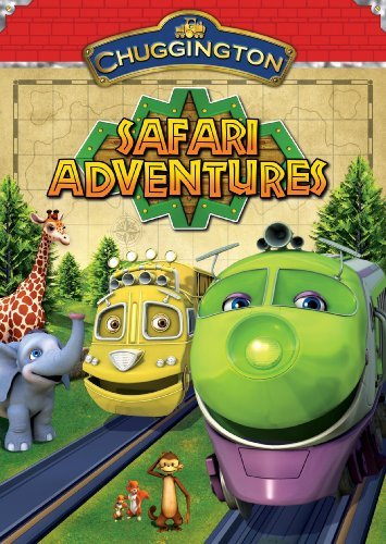 Chuggington Safari Adventures Ws Nr