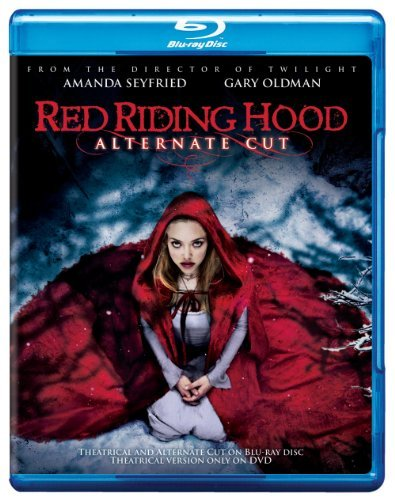 Red Riding Hood Seyfried Oldman Burke Blu Ray