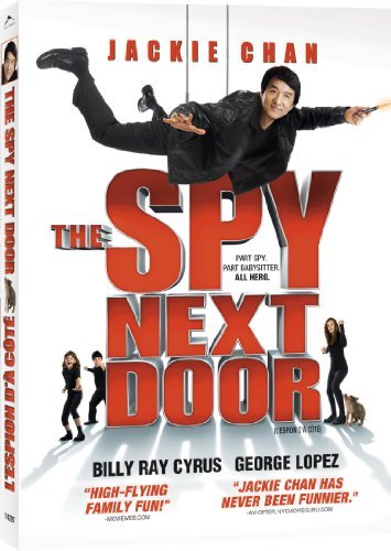 Spy Next Door Chan Valletta Cyrus Lopez