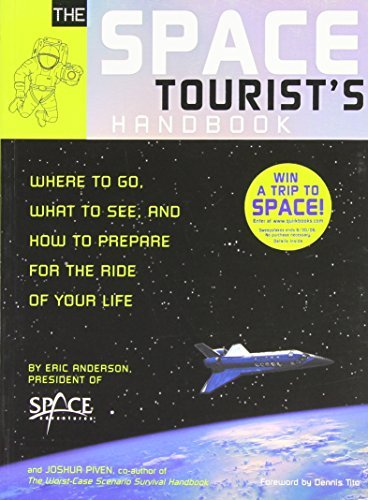 Anderson Eric Space Tourist's Handbook The Where To Go What To See And How To Prepare For
