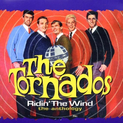 Tornados Ridin' The Wind Anthology Import Gbr