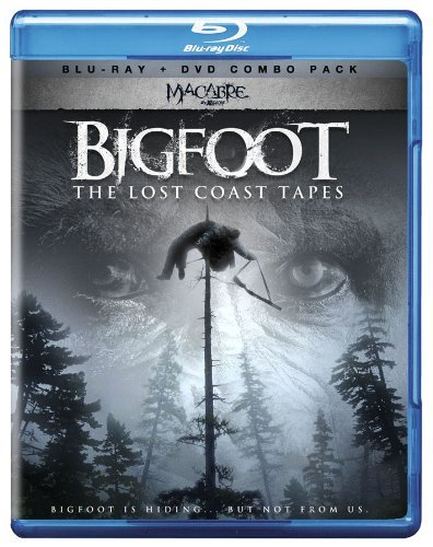 Bigfoot The Lost Coast Tapes Rausch Mcdonald Blu Ray Ws Nr Incl. DVD