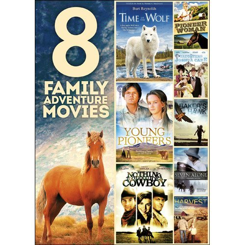 8 Family Adventure Movies 8 Family Adventure Movies Nr 2 DVD
