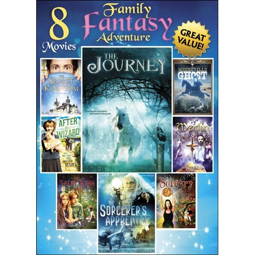 Vol. 1 8 Movies Family Fantasy Advent Nr 2 DVD