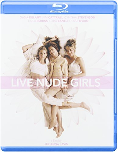 Live Nude Girls (1995) Delany Cattrall D'abo Blu Ray Ws R