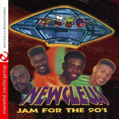 Newcleus Jam For The 90's CD R Remastered