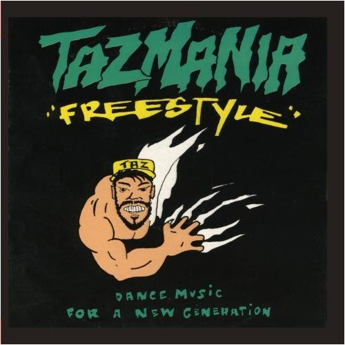 Tazmania Freestyle Vol. 1 Tazmania Freestyle This Item Is Made On Demand Could Take 2 3 Weeks For Delivery