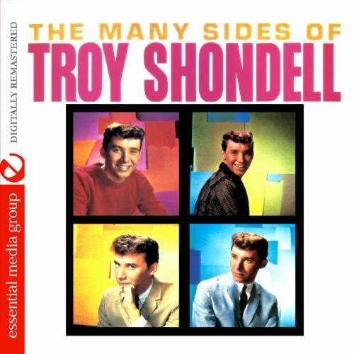 Troy Shondell Many Sides Of Troy Shondell CD R Remastered