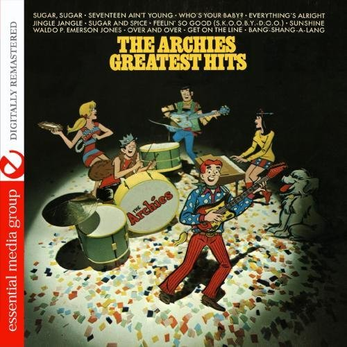 Archies Greatest Hits CD R Remastered