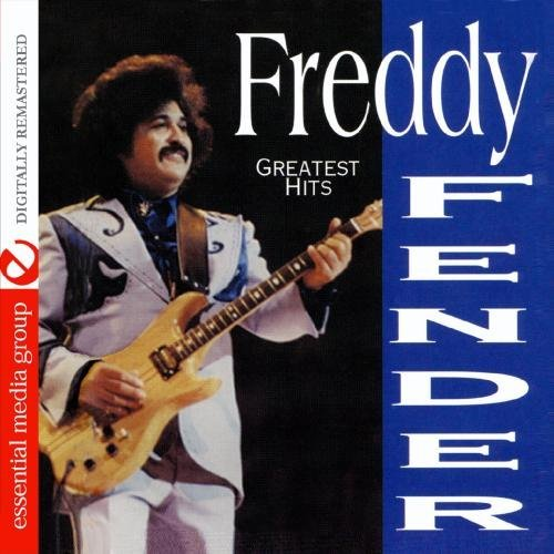 Freddy Fender Greatest Hits CD R Remastered