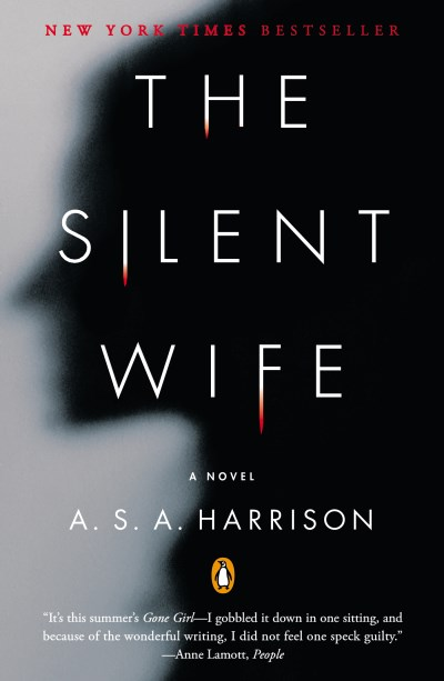 A. S. A. Harrison The Silent Wife