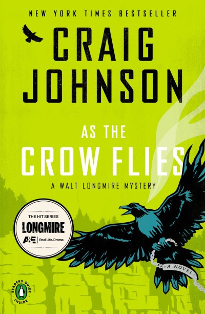 Craig Johnson As The Crow Flies