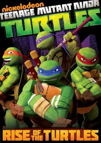 Teenage Mutant Ninja Turtles Rise Of The Turtles DVD Nr