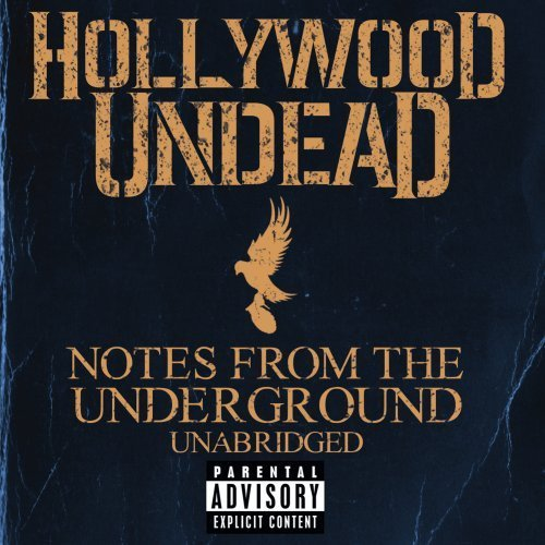 Hollywood Undead Notes From The Underground (unabridged) Explicit Version Deluxe Ed.