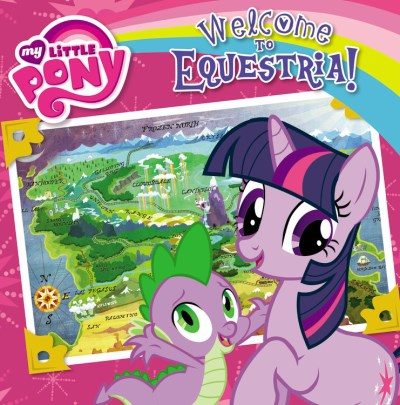 Olivia London Welcome To Equestria! My Little Pony