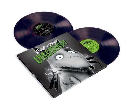 Frankenweenie Unleashed Frankenweenie Unleashed Lmtd Ed. 2 Lp
