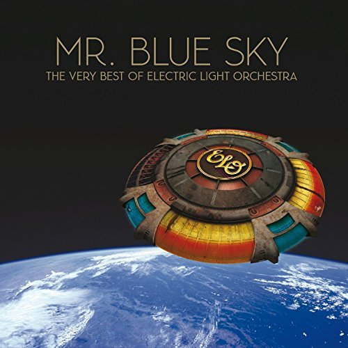 Electric Light Orchestra Mr. Blue Sky The Very Best Of Blue Vinyl Lmtd Ed. 2 Lp