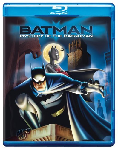 Batman Mystery Of The Batwoman Blu Ray Ws Nr