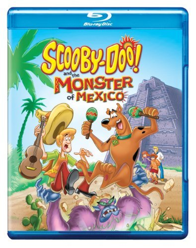 Scooby Doo & The Monster Of Me Scooby Doo Blu Ray Ws Nr