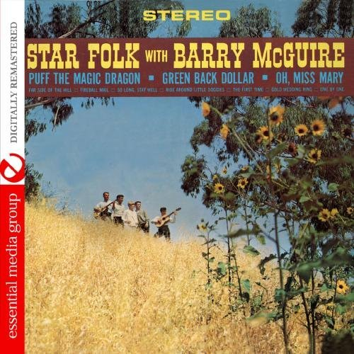 Barry Mcguire Vol. 1 Star Folk CD R Remastered