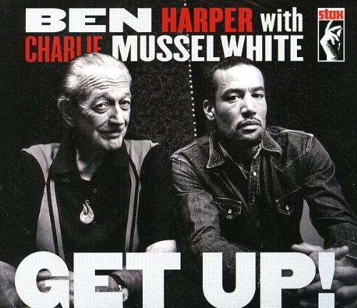 Ben Harper Get Up! Deluxe Edition (cd DVD Deluxe Ed. Incl. Bonus DVD