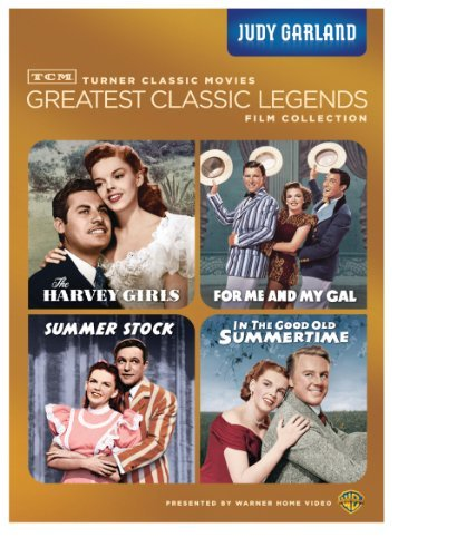 Judy Garland Tcm Greatest Classic Films Legends Nr 4 DVD