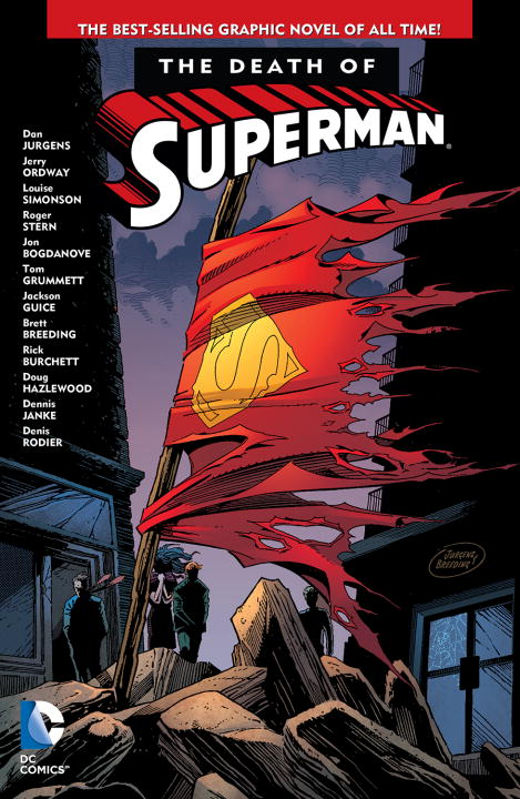 Dan Jurgens The Death Of Superman