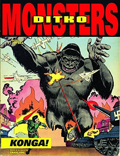 Joe Gill Ditko's Monsters Konga!