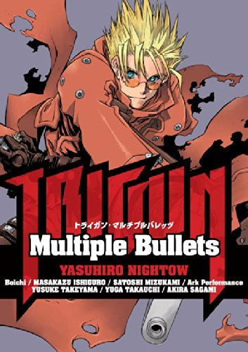 Yasuhiro Nightow Trigun Multiple Bullets Tp