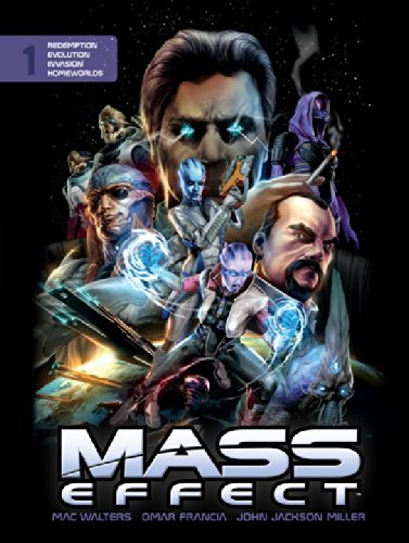 Mac Walters Mass Effect Library Edition Volume 1