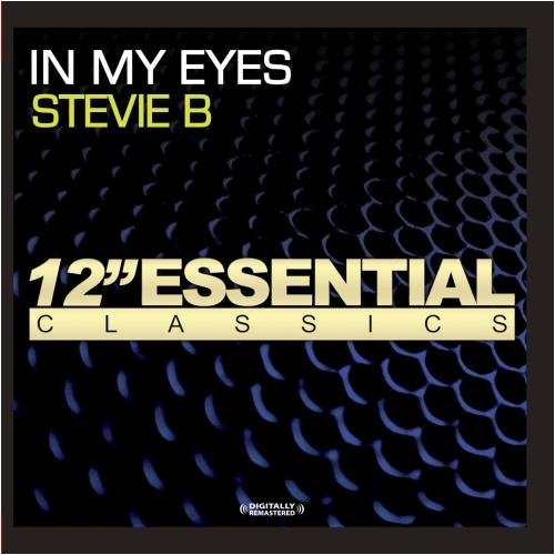 Stevie B In My Eyes CD R