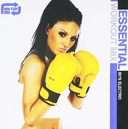 Essential Workout Mix 80's El Essential Workout Mix 80's El CD R