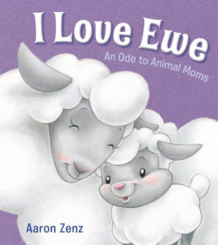 Aaron Zenz I Love Ewe An Ode To Animal Moms