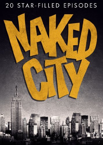 Naked City Naked City 20 Star Filled Epi Bw Nr 5 DVD