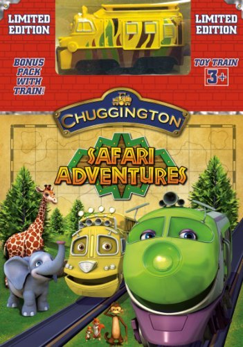 Chuggington Safari Adventures Nr Incl. Train