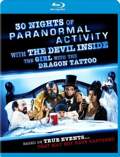 30 Nights Of Paranormal Activi 30 Nights Of Paranormal Activi Blu Ray Ws R