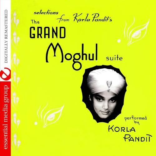 Korla Pandit Grand Moghul Suite CD R Remastered