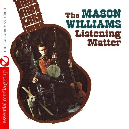 Mason Williams Listening Matter CD R Remastered