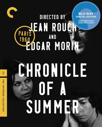 Chronicle Of A Summer Chronicle Of A Summer Nr Criterion