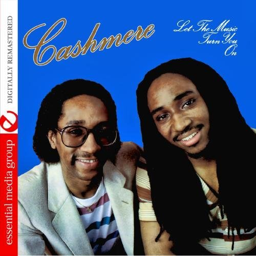 Cashmere Let The Music Turn You On CD R Remastered