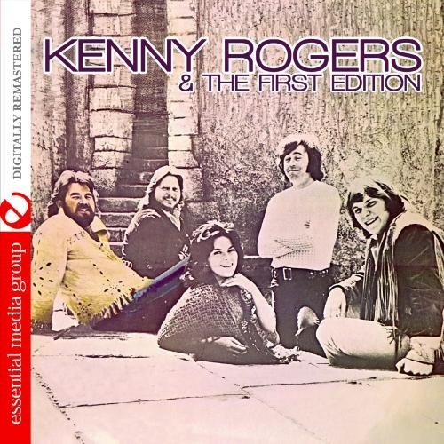 Kenny & The First Editi Rogers Kenny Rogers & The First Editi CD R Remastered