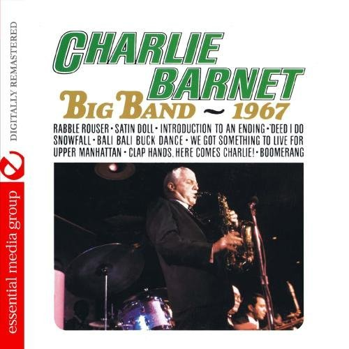 Charlie Big Band Barnet 1967 CD R Remastered